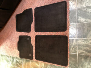 Dodge magnum floor mats