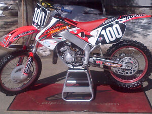 Honda of Troy - Mike Brown AMA Factory Race Bike - Authentic
