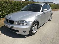 BMW 116i Sport 1.6 Petrol 5 Door 12 mths MOT