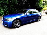 BMW 320d 2.0 2006 M Sport le man's blue 6 speed