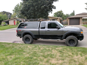 "2007 ford ranger fx4 ""level ll"""