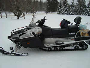 Yamaha Widetrack 2007