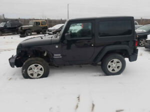 2015 Jeep Wrangler Sport just in for sale at Pic N Save!