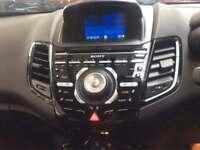 2017 Ford Fiesta 1.0 T EcoBoost Titanium Powershift 5dr Petrol white Automatic
