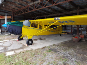 Piper PA-12-S/ 150HP Rebuilt - Floats and Wheels - Nice!