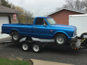 67 chevy c10 for sale