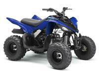 Yamaha YFM90 quad 2021 Model