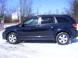 2011 Dodge Journey SXT SUV, Crossover