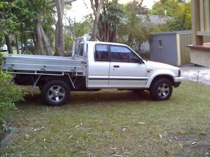 Man & Ute for hire.