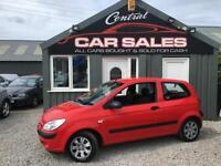 HYUNDAI GETZ 1.1 GSi 5DR 1 OWNER FROM NEW FINANCE PARTX EXC CONDITION