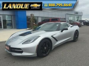 2014 Chevrolet Corvette 1LT  SHARP CAR, VERY CLEAN Windsor Region Ontario image 2