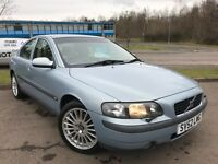 Volvo S60 2.0T S (blue) 2002