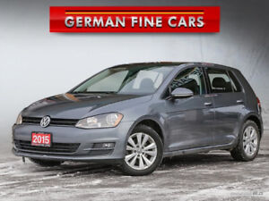 *** 2015 VOLKSWAGEN GOLF HATCHBACK 1.8 TSI HIGHLINE ***