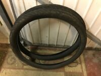 "Panaracer 26"" street tyres for mountain bike"