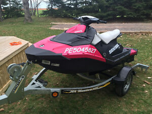 Sea Doo Spark 3-up HO ACE 90hp w/ IBR brake & convenince pkg