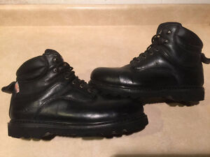 Women's Workload Lite Steel Toe Work Boots Size 10