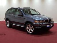 2003 BMW X5 2.9 d Sport 5dr