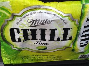 Miller chill lime beer cooler bag Gatineau Ottawa / Gatineau Area image 2
