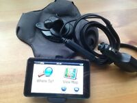 Garmin 3790LMT hign definition with traffic charger