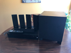 Sony Surround System 5.1 with sub