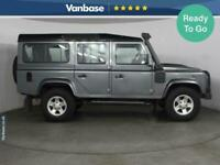 2014 Land Rover Defender XS Station Wagon TDCi [2.2] WINDOW VAN Diesel Manual