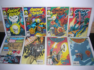 For Sale: Lot of various Marvel Comics Ghost Rider and & Blaze