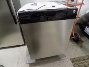 GE Dishwasher - Stainless Steel - Door - Built in