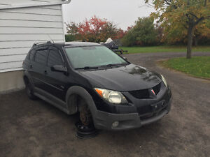 2004 Pontiac Vibe Part out