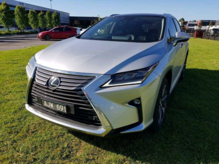 2016 Lexus Rx350 Sports Luxury 4d Wagon Boronia Knox Area Preview