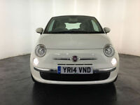 2014 FIAT 500 LOUNGE 3 DOOR HATCHBACK FIAT SERVICE HISTORY FINANCE PX WELCOME