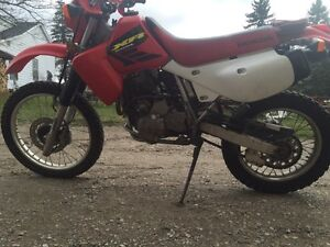 2002 XR 650 Honda Kitchener / Waterloo Kitchener Area image 3