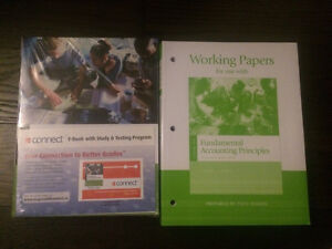 Business, accounting textbooks for Durham College