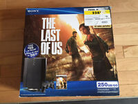 Console PS3 -  édition The Last of US