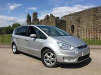 2009 Ford S-MAX 2.0TDCi ( 140ps ) Zetec People Carrier 7 Seater