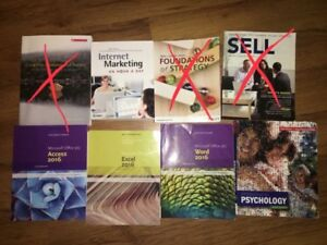 NSCC business administration +electives textbooks