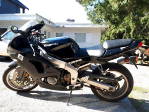 Kawaski Zzr600 for sale.