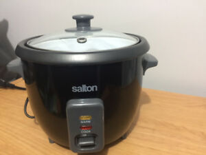 Rice Cooker - barely used