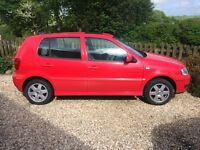 Vw polo 1.4 5dr man