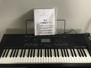 Casio CTK-3000 Perfect Condition with Manual and Cables