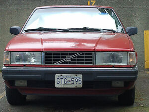 1988 Volvo 780 Coupe 2 door
