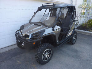 CAN AM COMMANDER LIMITED 2013