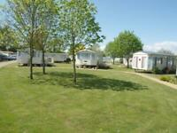 Caravan Plots For Reserve | 38x12 max | New Lodges sited from just £29,995