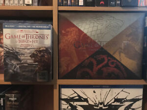 Game of Thrones Collection 1-7 + Egg Figurine