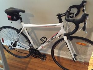 Louis Garneau Exalt S6 Alloy 53cm Road Bike