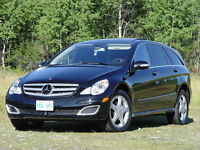 2006 Mercedes-Benz R-Class 4 matic SUV, Crossover