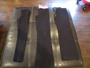 Women's workout pants and joggers Sizes S and M London Ontario image 2