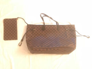 Luis Vuitton NeverFull GM Purse (Authentic)