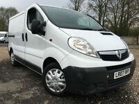 2007 07 Vauxhall Vivaro 2700 2.0CDTi ( 90ps )EURO 4 **112k MILES NO VAT**
