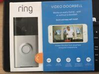 Ring Video HD motion Detect doorbell