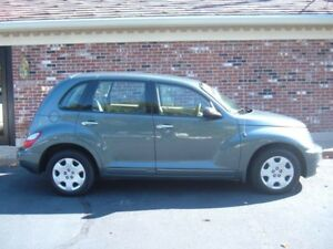 PT Cruiser 2009 - with winter tires